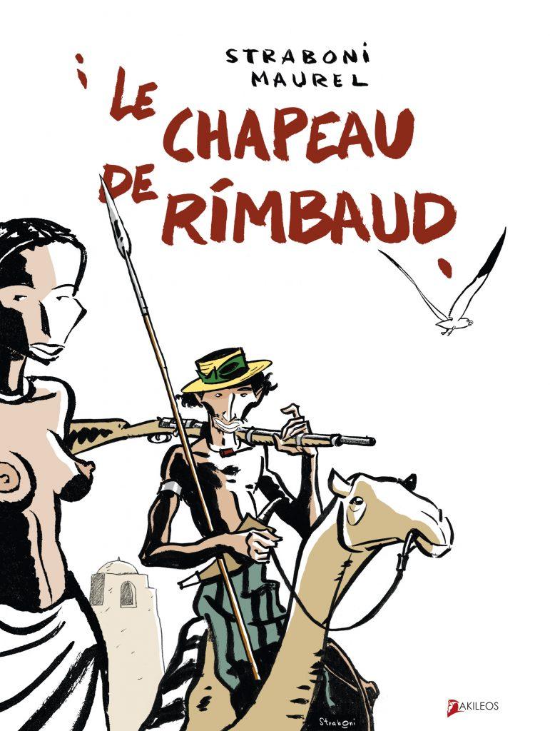 Le Chapeau de Rimbaud - couverture