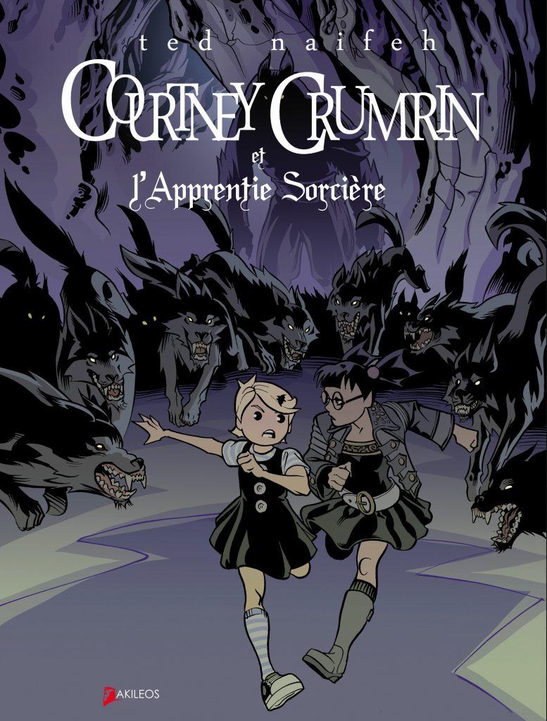 Courtney Crumrin, T.5 – L'Apprentie sorcière - couverture
