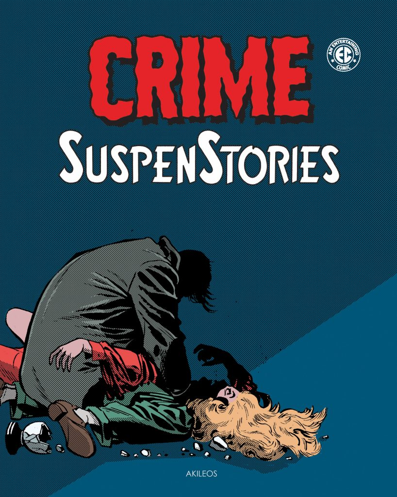 Crime SuspenStories, T.2 - couverture