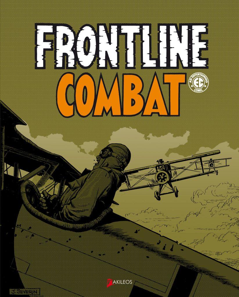 Frontline Combat, T.1 - couverture