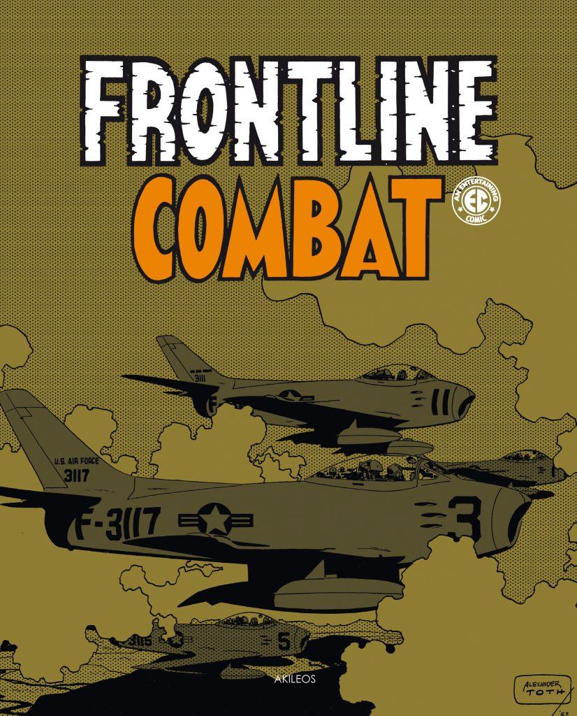 Frontline Combat, T.2 - couverture