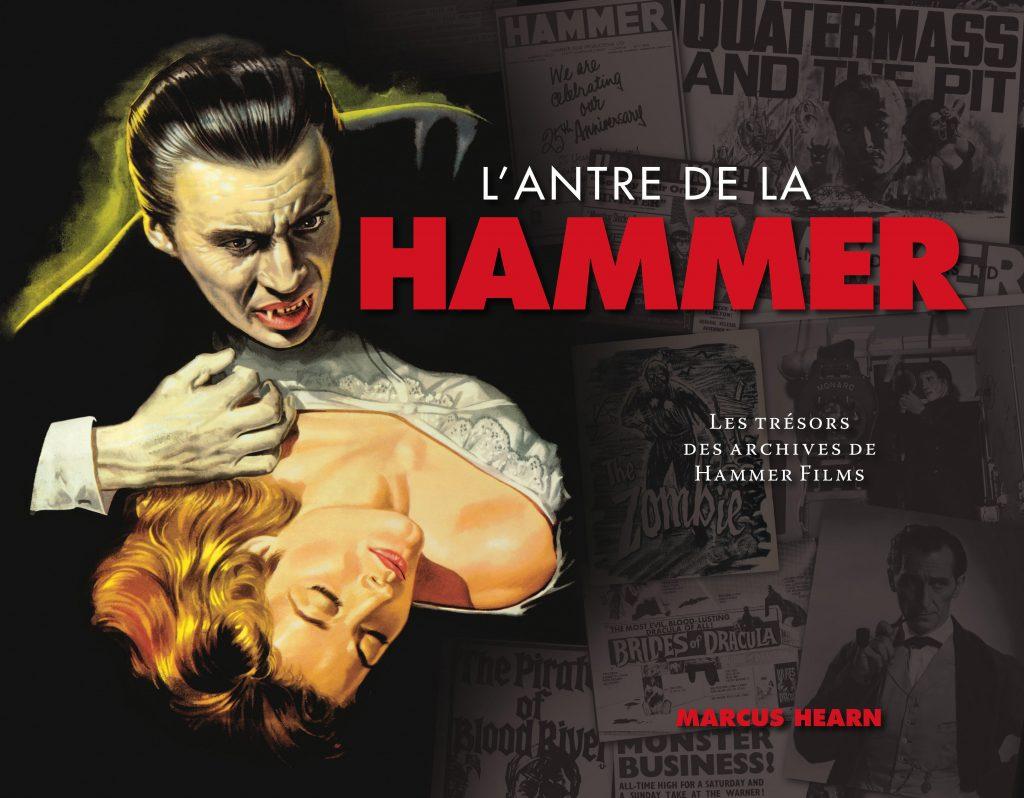 L'Antre de la Hammer - couverture