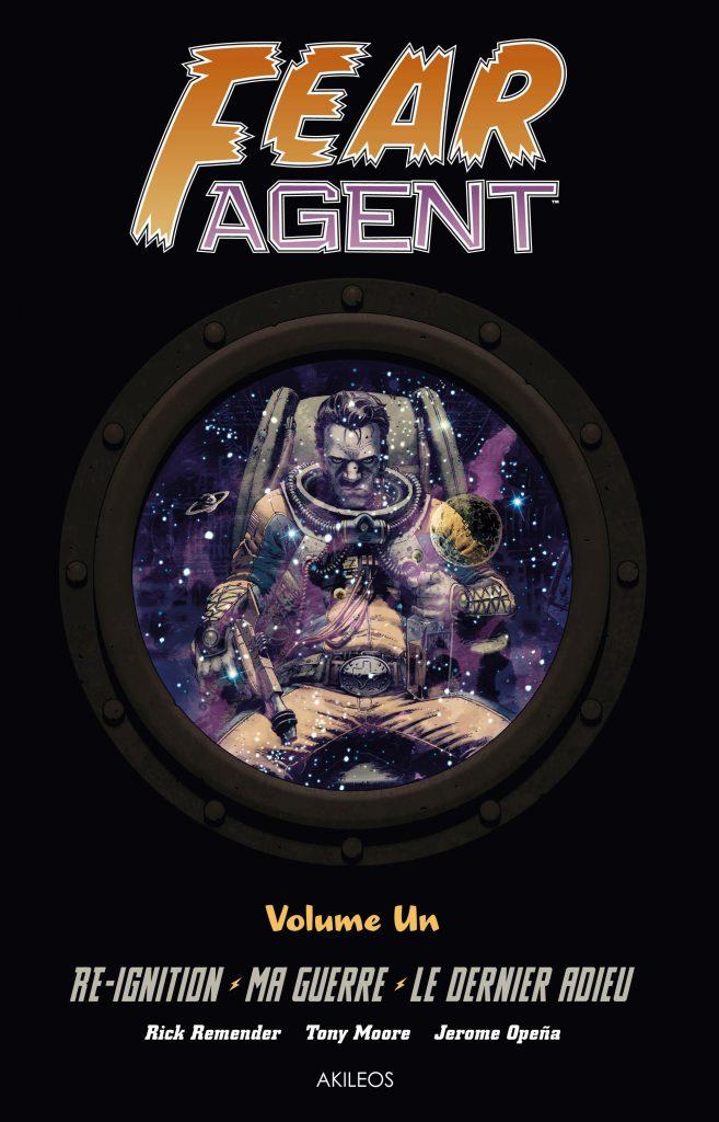 Fear Agent – Intégrale, T.1 - couverture