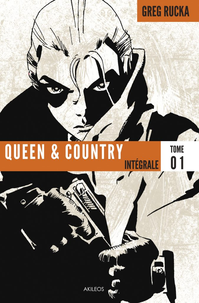 Queen & Country – Intégrale, T.1 - couverture