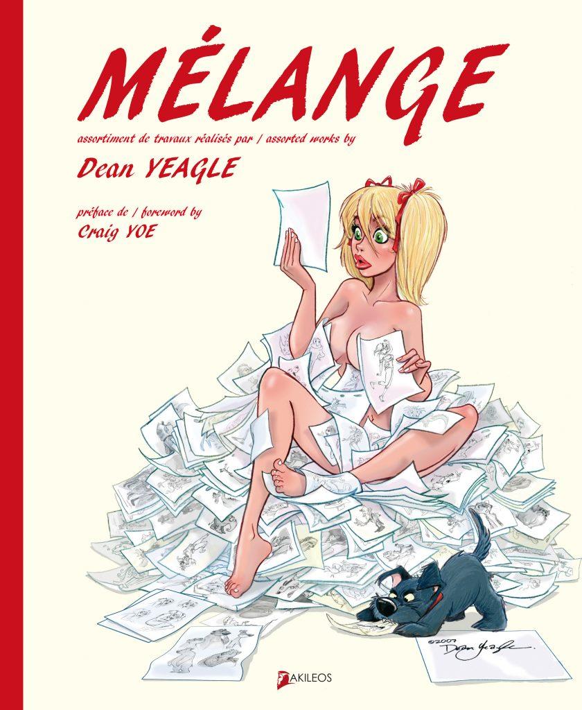 Mélange - couverture