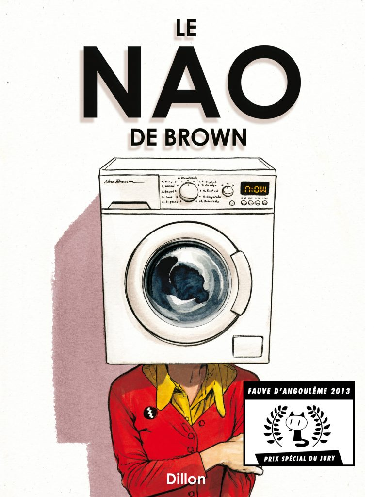 Le Nao de Brown - couverture