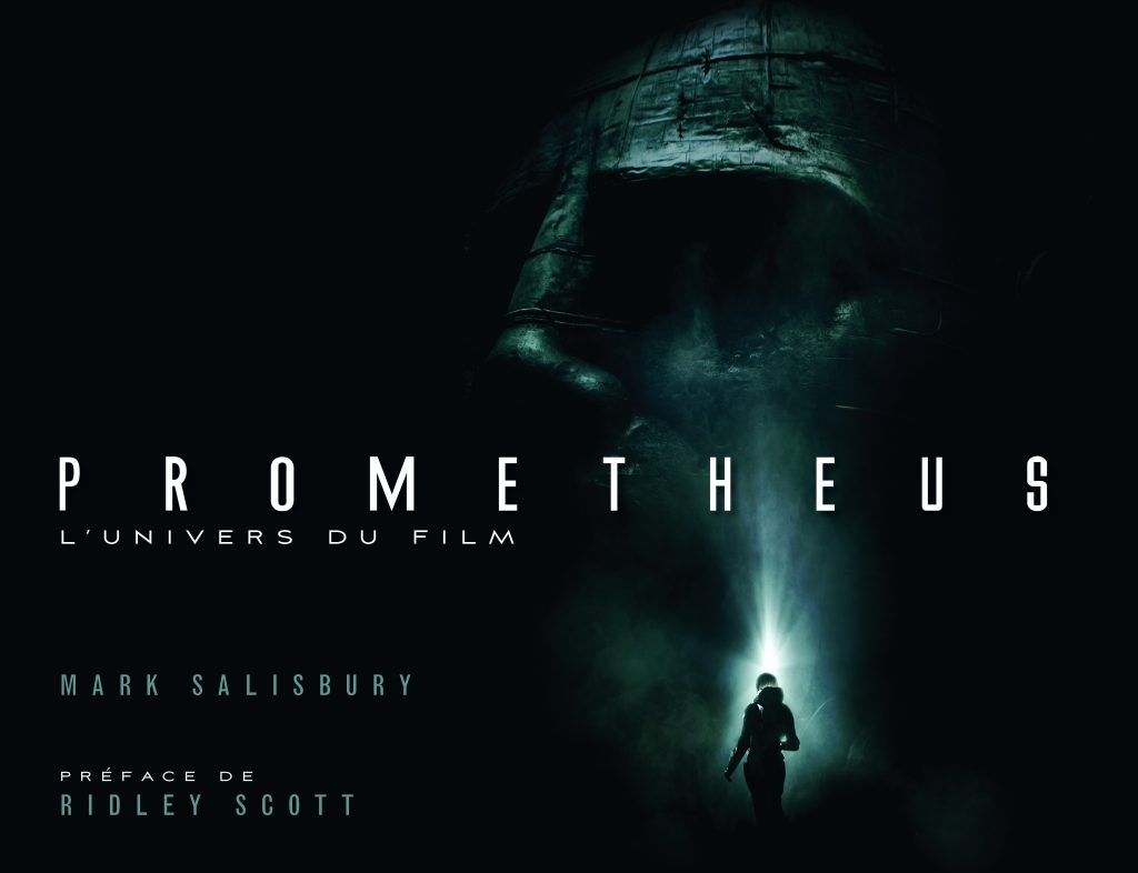 Prometheus – L'univers du film - couverture