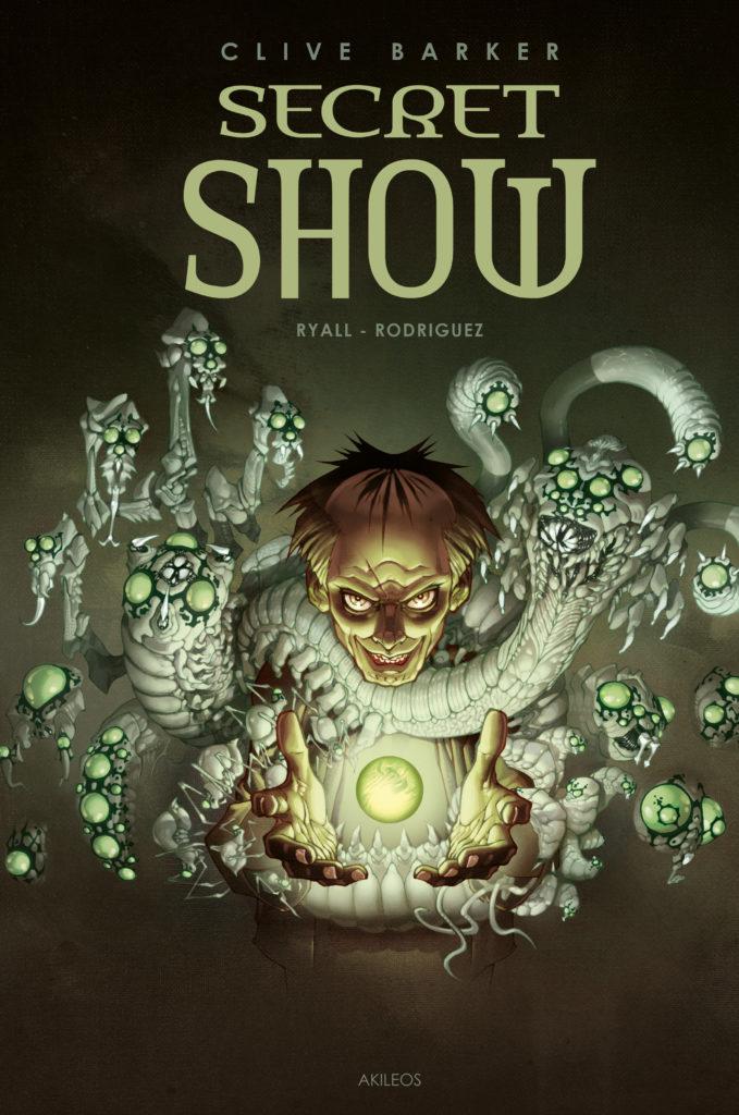 Secret Show - couverture