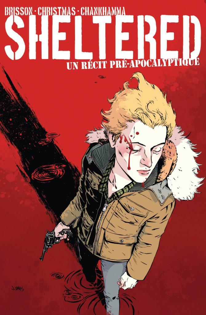 Sheltered – Un récit préapocalyptique - couverture