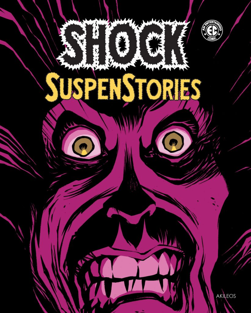 Shock SuspenStories, T.1 - couverture