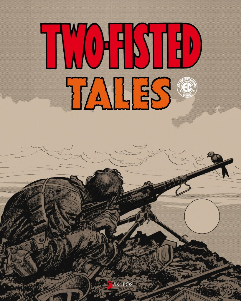 Two-fisted Tales, T.1 - couverture