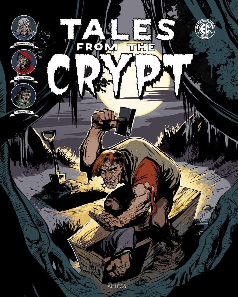 Tales from the Crypt, T.3 - couverture
