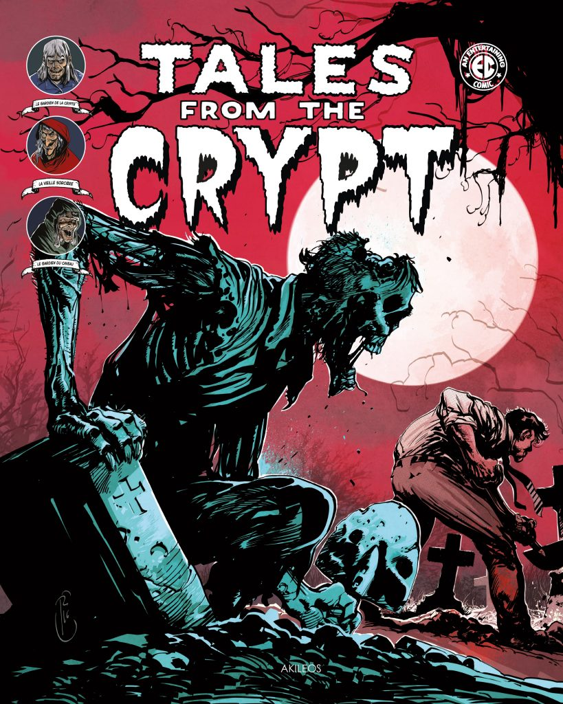 Tales from the Crypt, T.4 - couverture