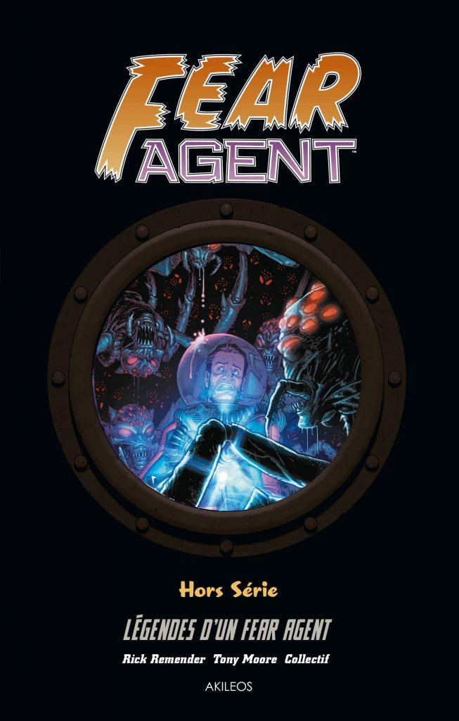 Fear Agent – Légendes d'un Fear Agent (hors série) - couverture