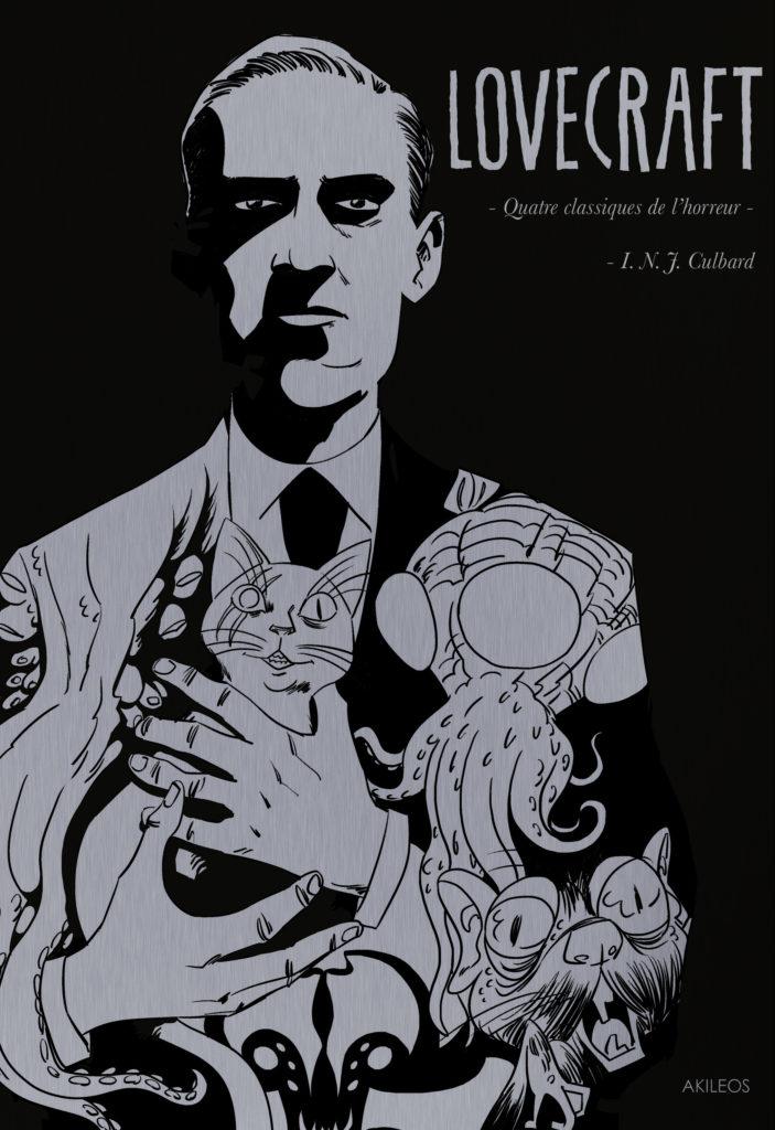 Lovecraft – Quatre classiques de l'horreur - couverture