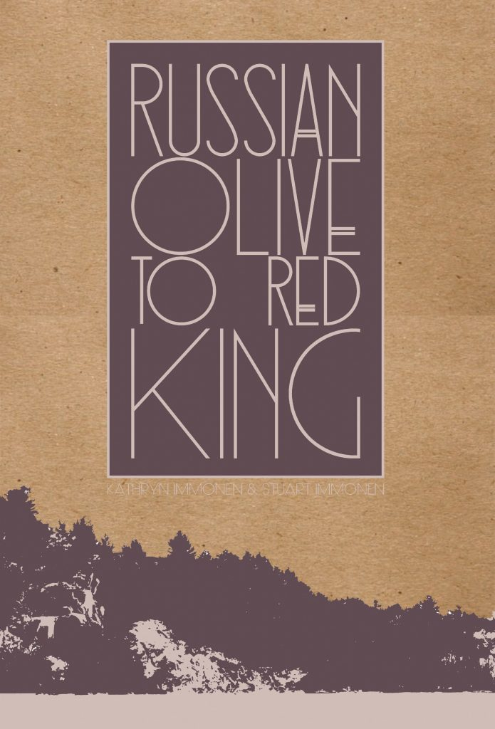 Russian Olive to Red King - couverture