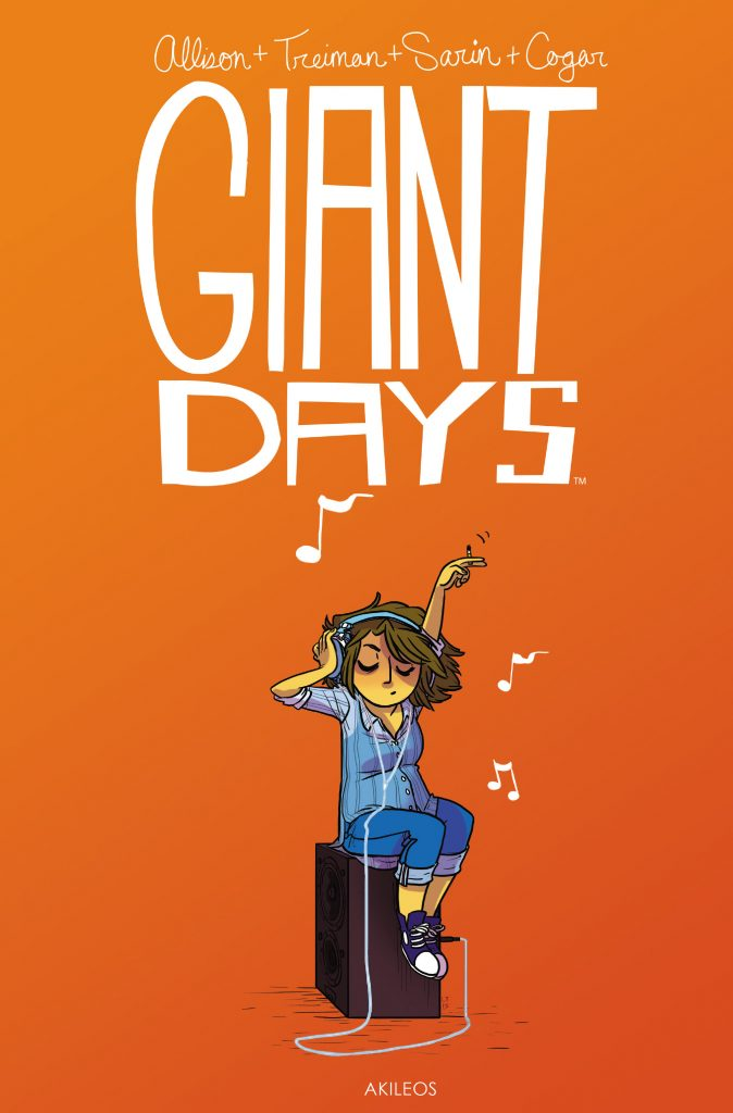 Giant Days, T.2 - couverture