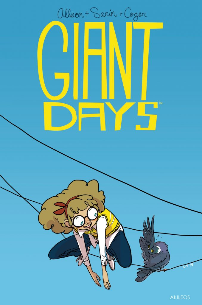 Giant Days, T.3 - couverture