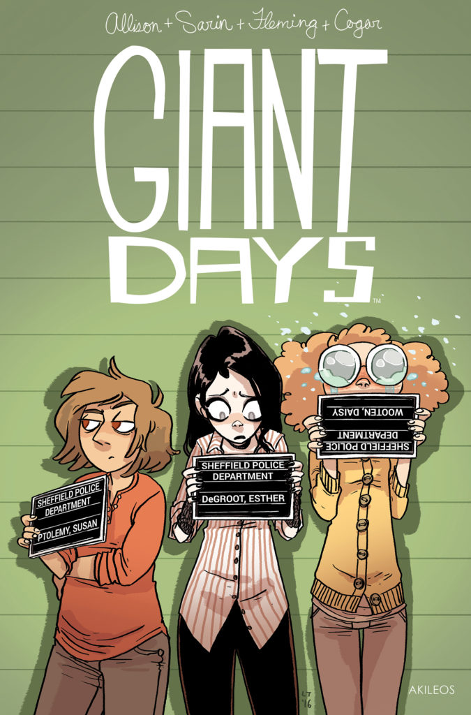 Giant Days, T.6 - couverture