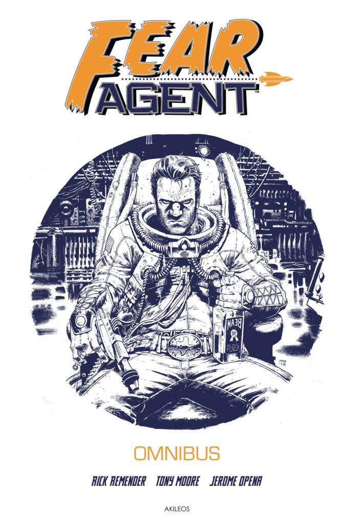 Fear Agent – Omnibus - couverture