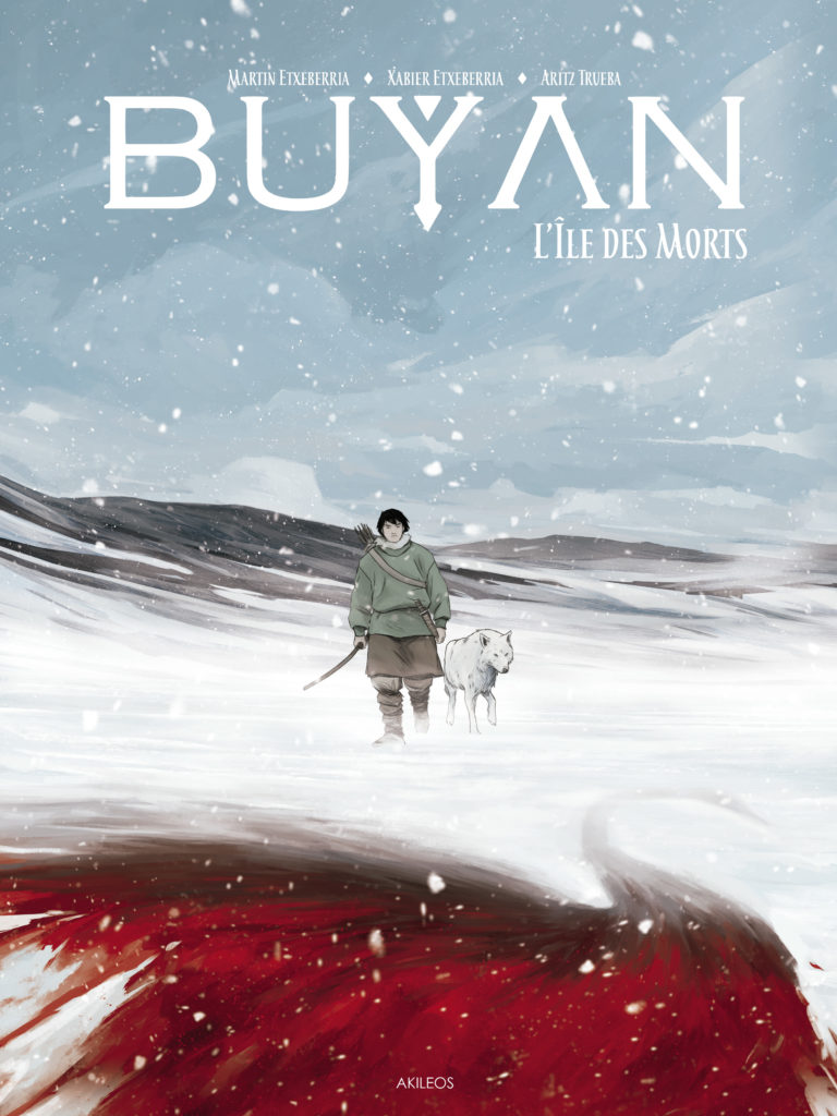 Buyan – L'île des Morts - couverture