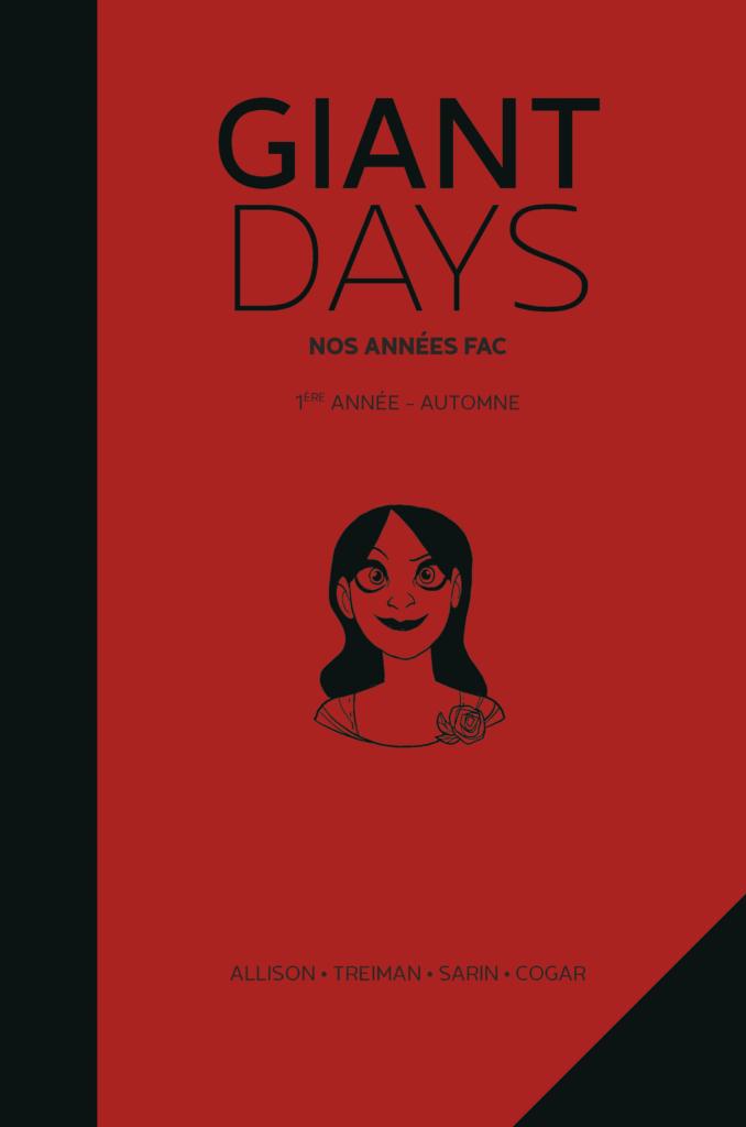 Giant Days – 1ère Année : Automne - couverture