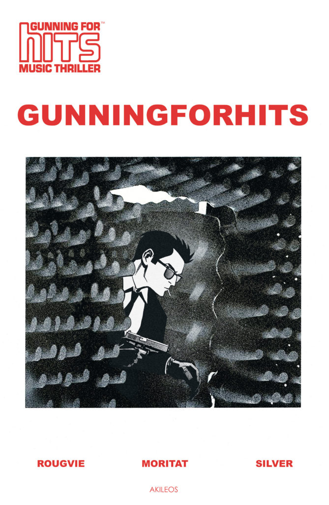 Gunning for Hits - couverture