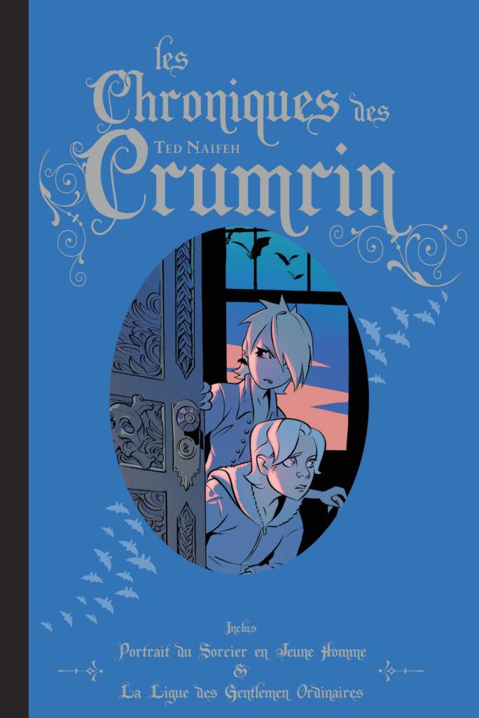 Les Chroniques des Crumrin - couverture