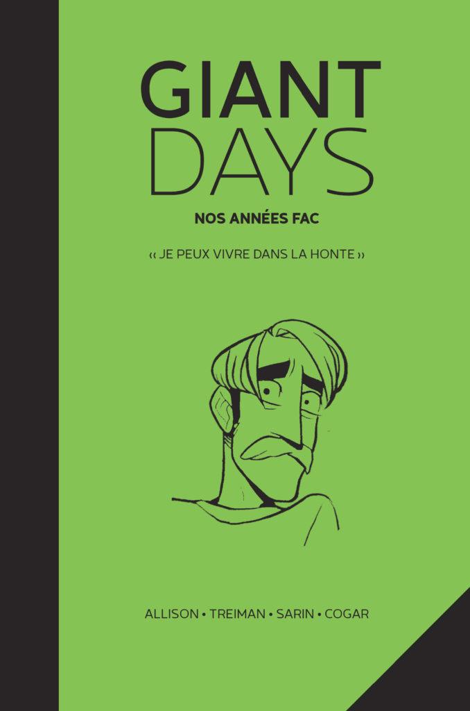 Giant Days IV – «Je peux vivre dans la honte» - couverture