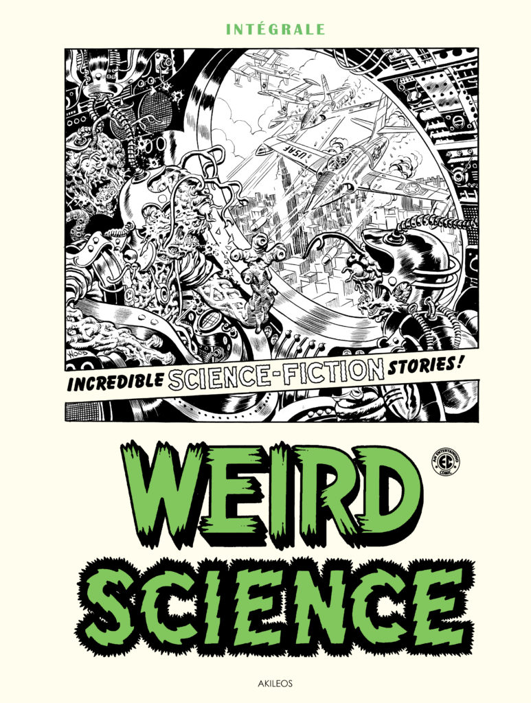 Weird Science – Intégrale - couverture