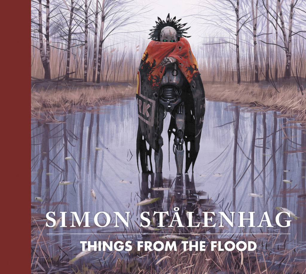 Things from the Flood - couverture