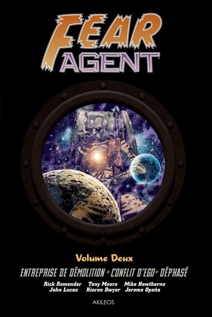 Fear Agent – Intégrale, T.2 - couverture
