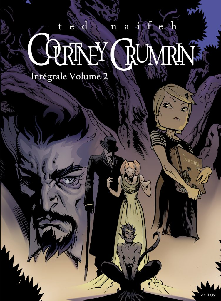 Courtney Crumrin – Intégrale, T.2 - couverture