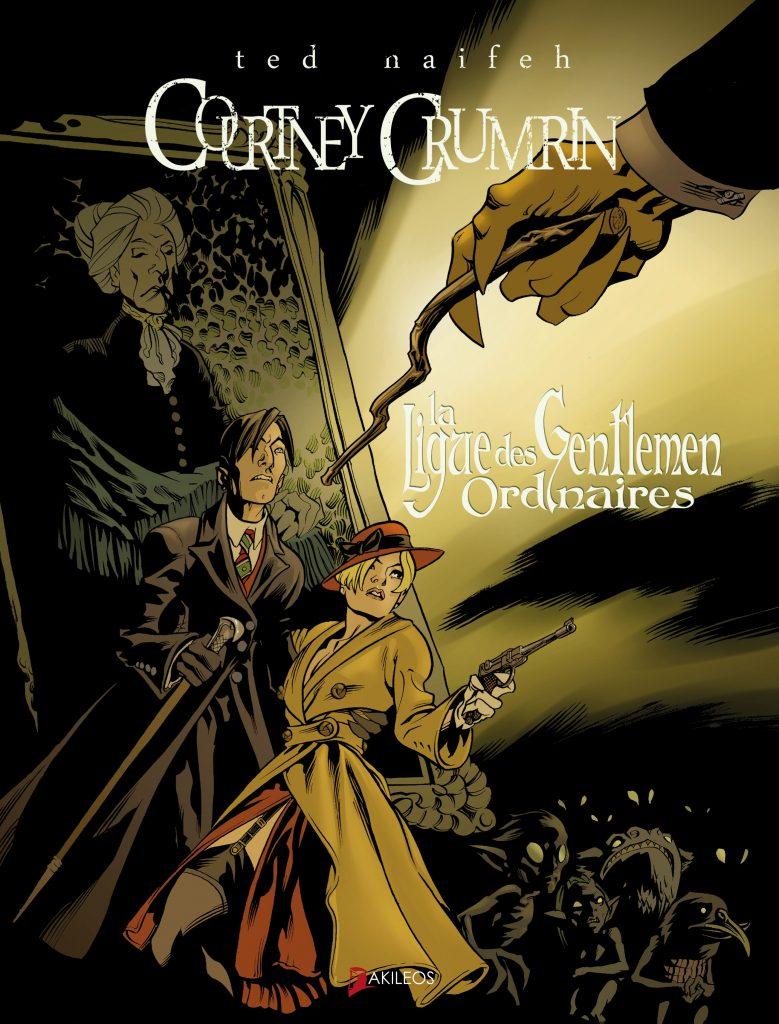 Courtney Crumrin – Hors série, T.2 – La ligue des gentlemen ordinaires - couverture