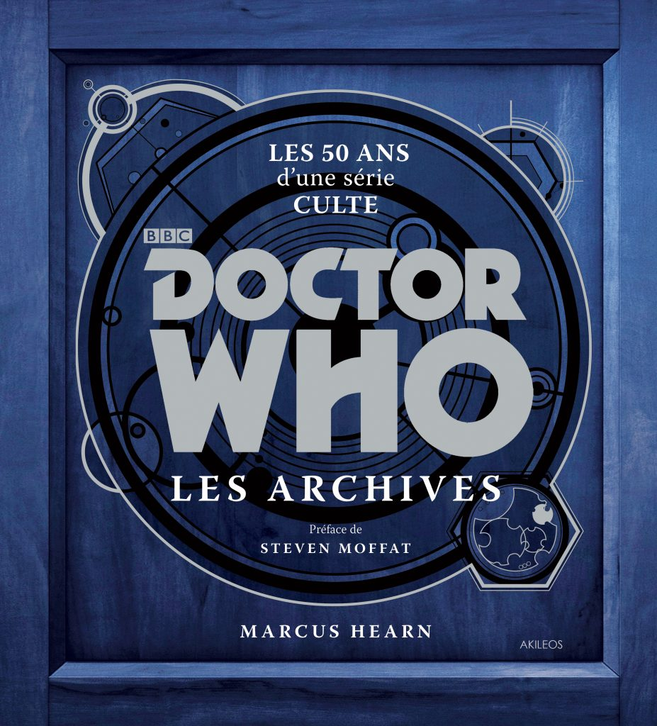 Doctor Who – Les Archives - couverture