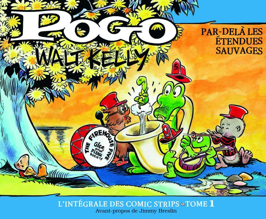 Pogo – Intégrale, T.1 (1949-1950) - couverture