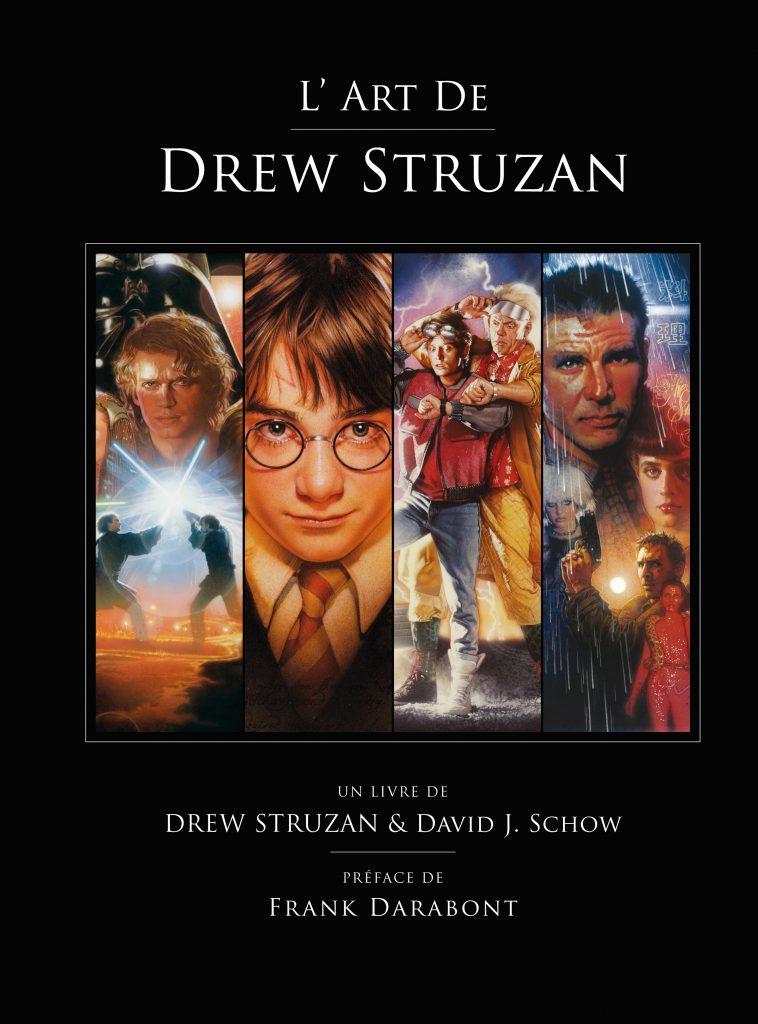 L'Art de Drew Struzan - couverture