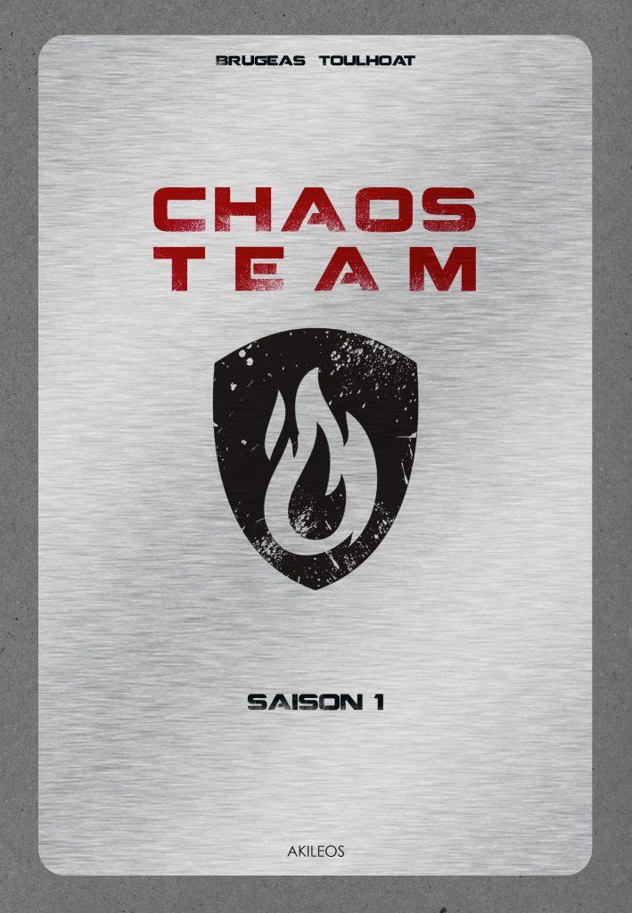 Chaos Team – Intégrale Saison 1 - couverture
