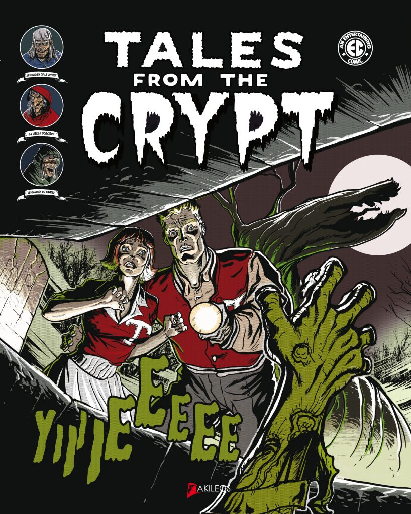 Tales from the Crypt, T.1 - couverture