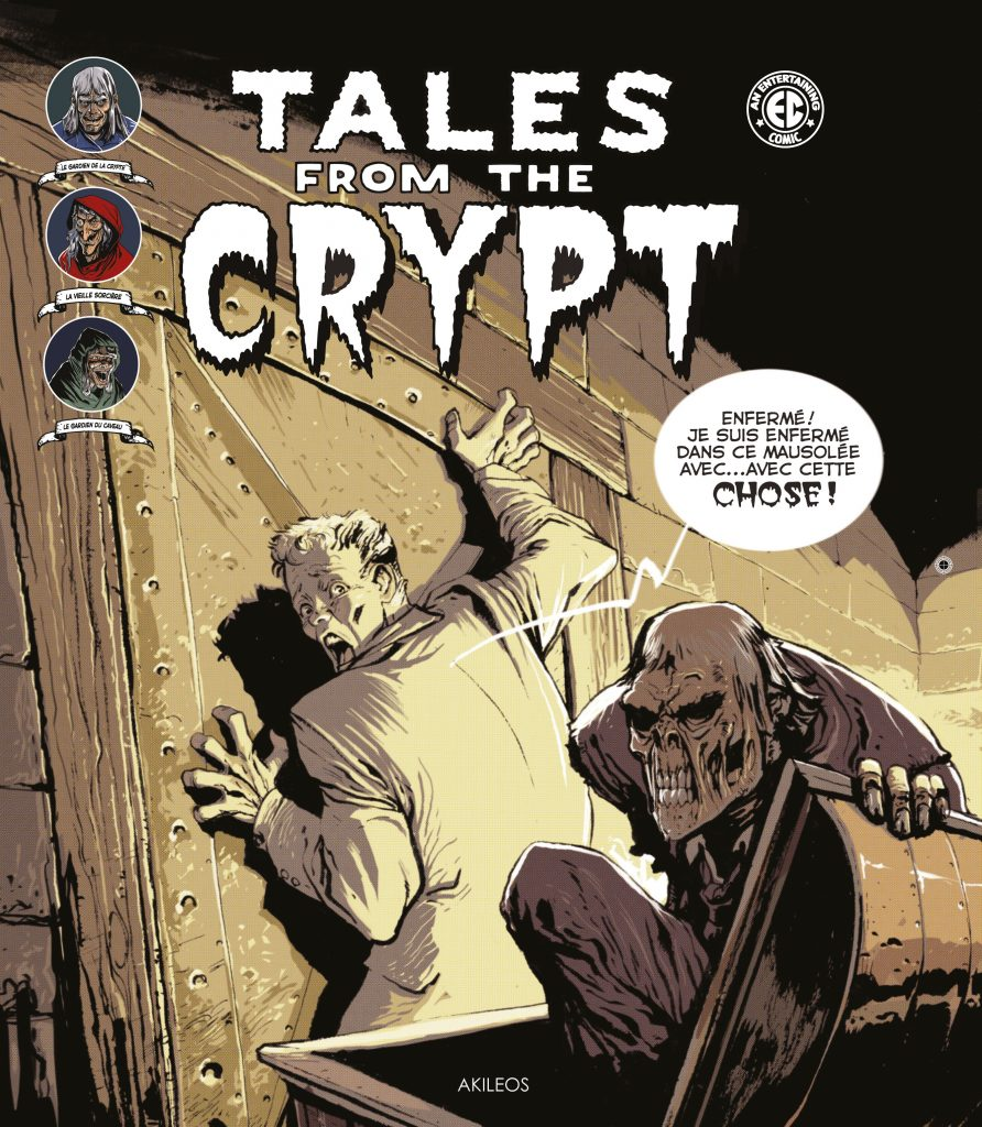 Tales from the Crypt, T.2 - couverture