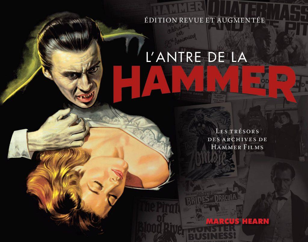 L'Antre de la Hammer (édition augmentée) - couverture