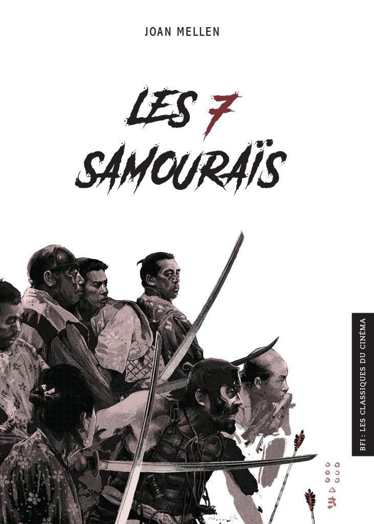 Les Sept Samouraïs - couverture