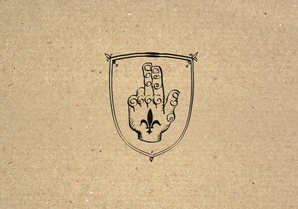 Le Roy des Ribauds – Portfolio - couverture