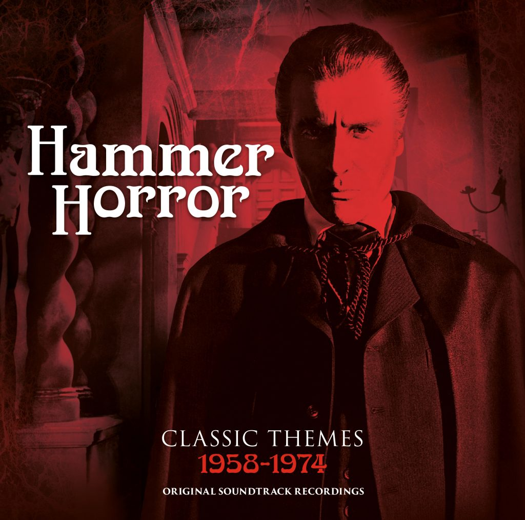 Hammer Horror – Classic Themes 1958-1974 (vinyle) - couverture