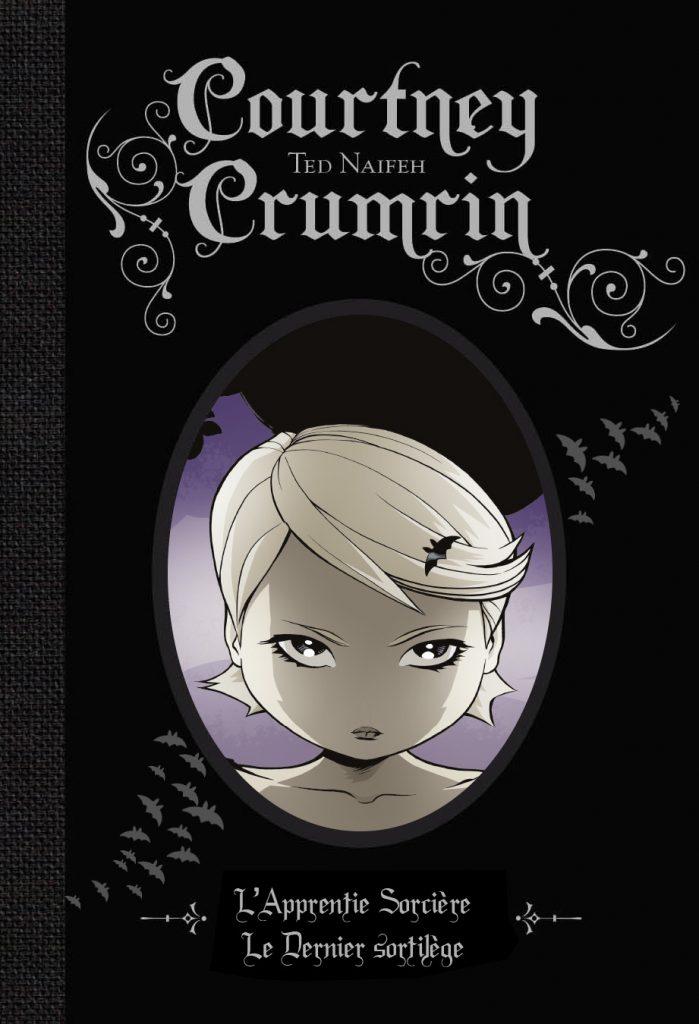 Courtney Crumrin (couleur) – Intégrale, T.3 - couverture