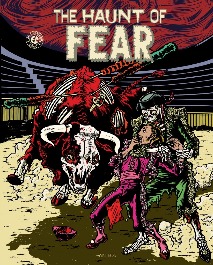 The Haunt of Fear, T.2 - couverture