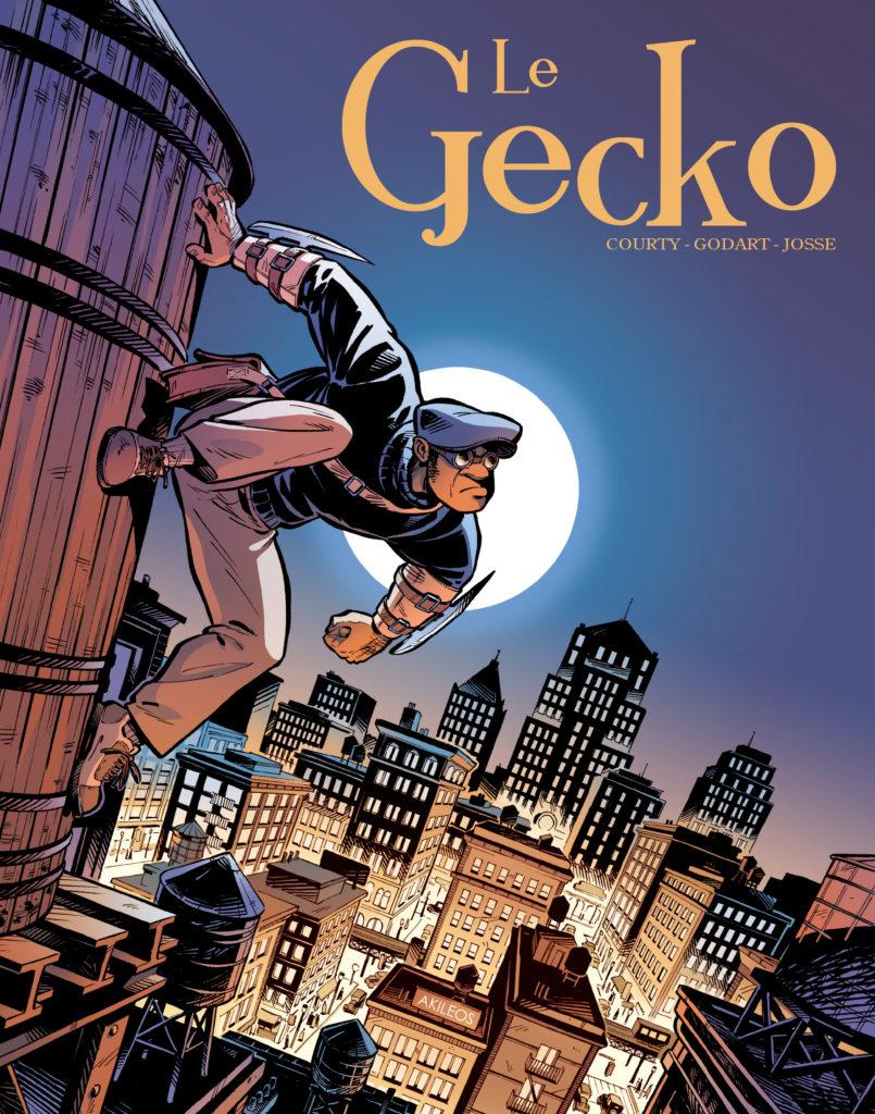 Le Gecko - couverture