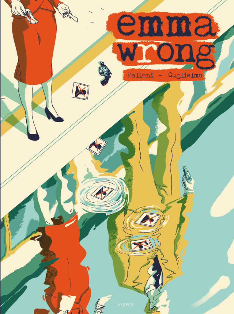 Emma Wrong - couverture