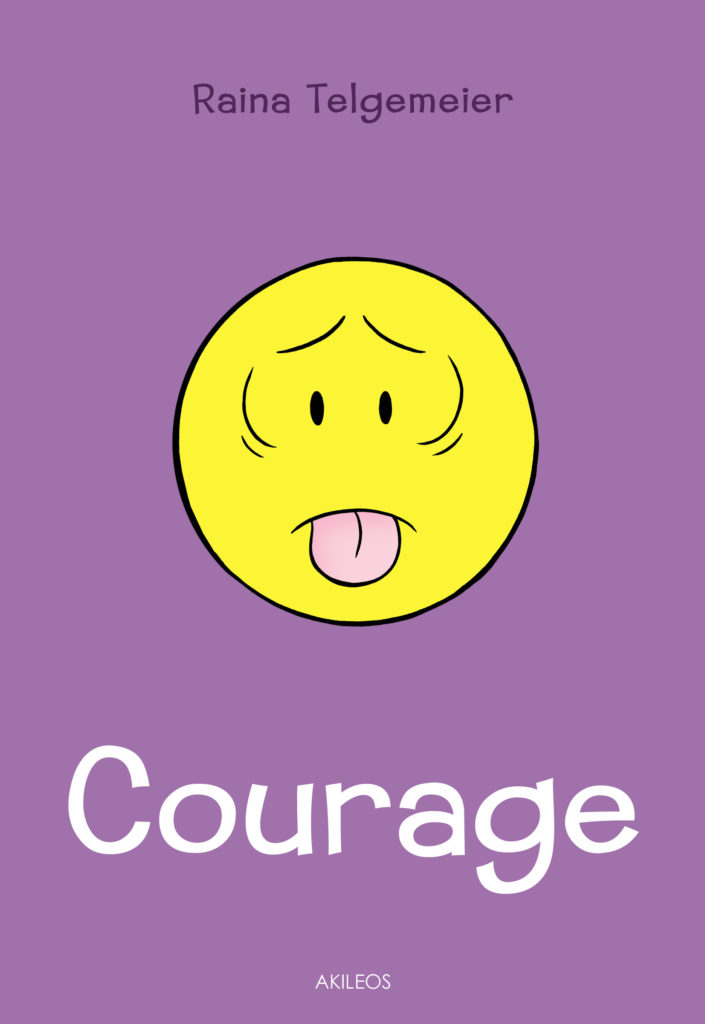 Courage - couverture