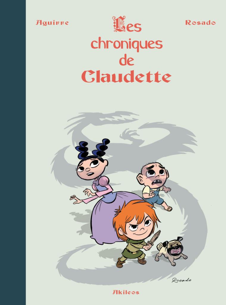 Les Chroniques de Claudette - couverture